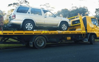 Free Car Removal for Car 4 WD Wreckers
